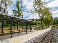 Stacja kolejki wąskotorowej Rybnik-Stodoły