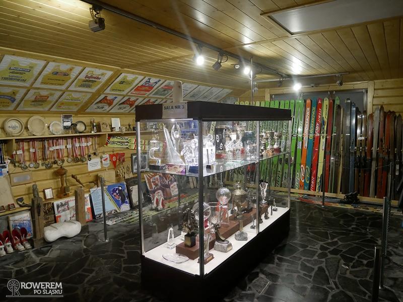 Galeria sportowych trofeów Adama Małysza