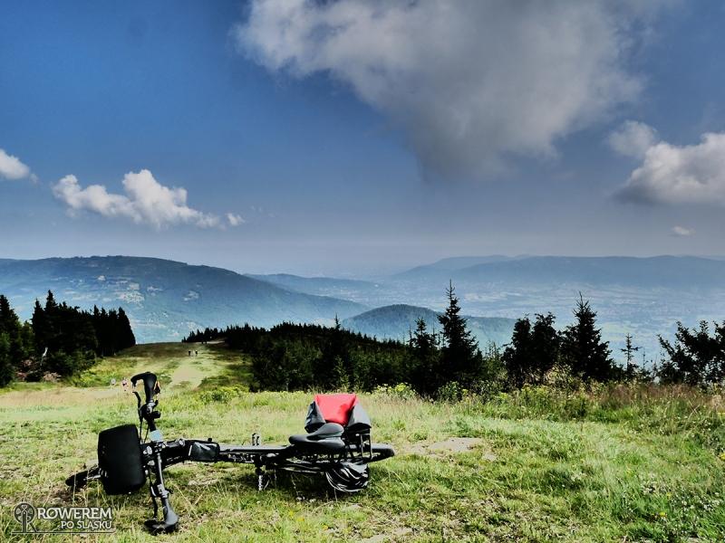 Skrzyczne - najwyższy szczyt Beskidu Śląskiego