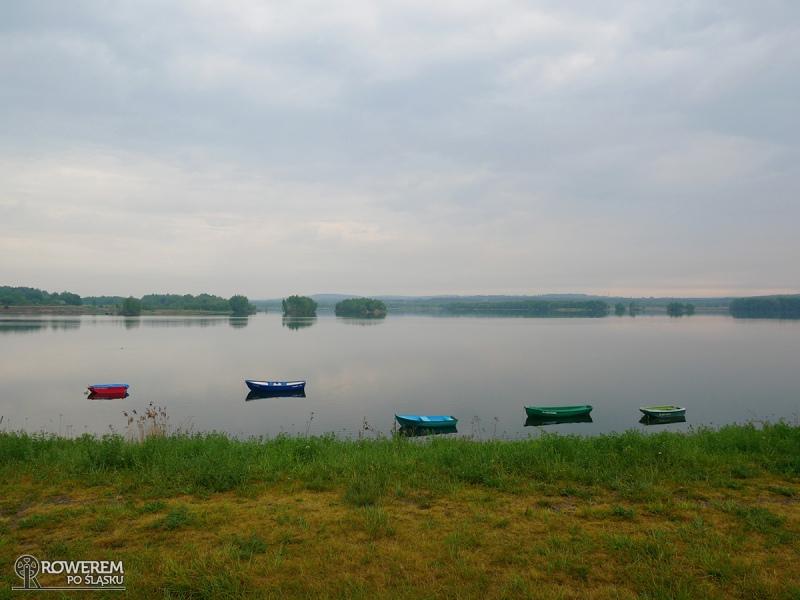 Pojezierze Dąbrowskie - Zbiornik Kuźnica Warężyńska (Pogoria IV)