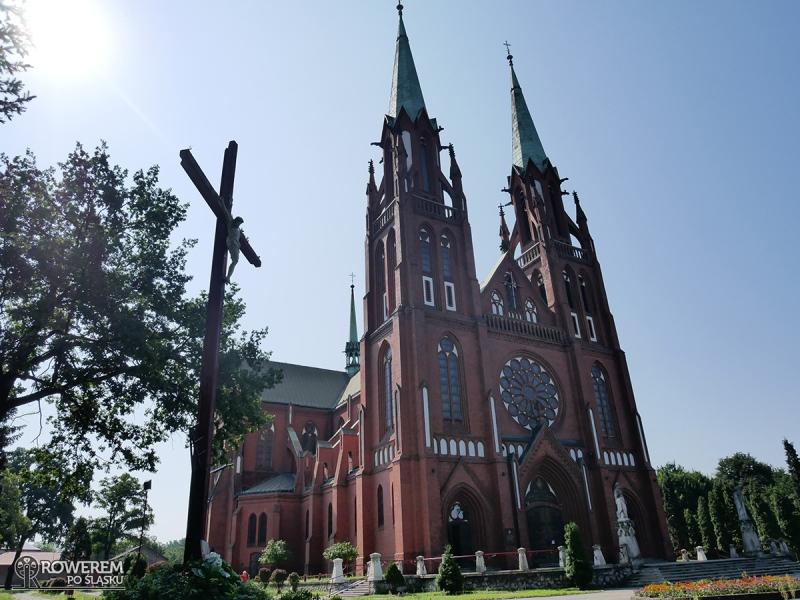 Kościół św. Apostołów Piotra i Pawła w Zawierciu