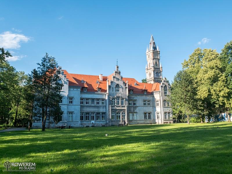 Pałac Donnersmarcków w Nakle Śląskim