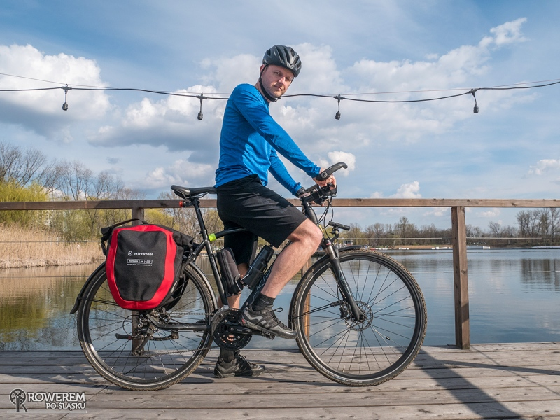 Spodenki rowerowe XLC TR S25 Flowby