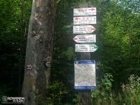 Oznakowanie szlaku