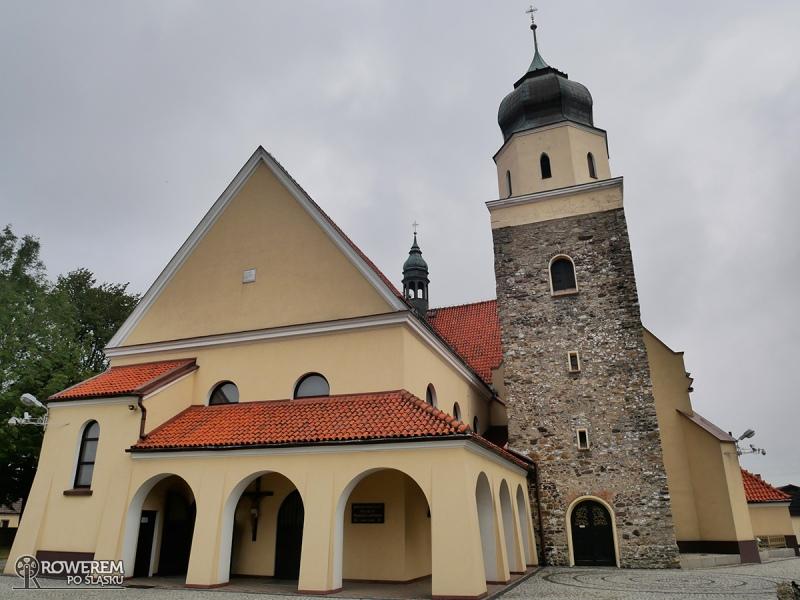 Kościół pw św. Jakuba Starszego Apostoła w Lubszy