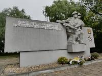 Pomnik w Woźnikach