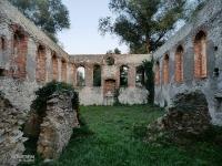 Ruiny synagogi w Krzepicach