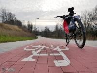 Droga rowerowa w Kochłowicach