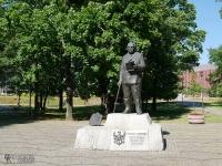 Pomnik Generała Jerzego Ziętka - Katowice