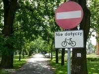 Ulica Myśliwska w Pszczynie