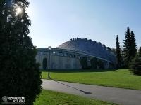 Hala Wystaw Kapelusz - Park Śląski