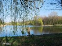 staw Hutnik w Parku Śląskim