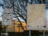 Oznakowanie szlaków rowerowych - Lędziny