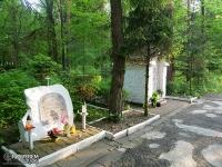 Kapliczka Matki Boskiej - Lasy Murckowskie