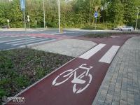 infrastruktura rowerowa - Murcki