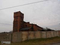 Stary budynek przemysowy