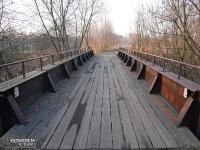 Dawny most kolejowy nad Przemszą