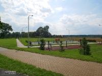 Plac zabaw w Parku Suble