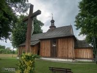 Drewniany Kościół Św. Idziego w Zrębicach