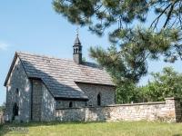 Kaplica cmentarna w Bydlinie