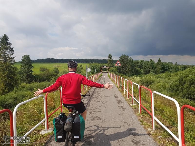 Słowacki odcinek do Trsteny
