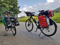Nasze rowery z sakwami Crosso