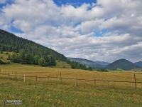 Wspaniałe krajobrazy w Niżnych Tatrach