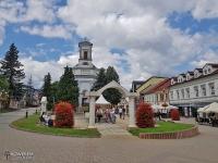 Rynek w Popradzie