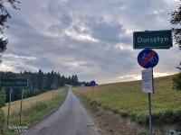 Kolejne ciężkie podjazdy - Dursztyn
