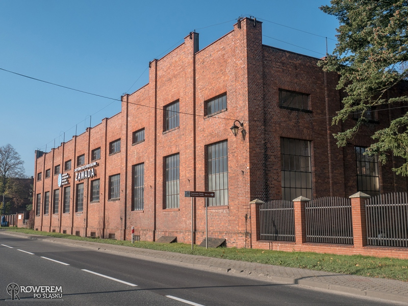 Stacja Wodociągowa Zawada w karchowicach