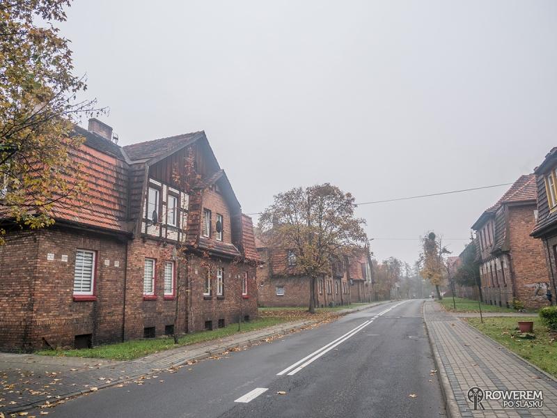 Osiedle familoków w Czerwionce-Leszczynach