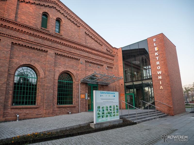 Galeria Sztuki Współczesnej Elektrownia w Czeladzi