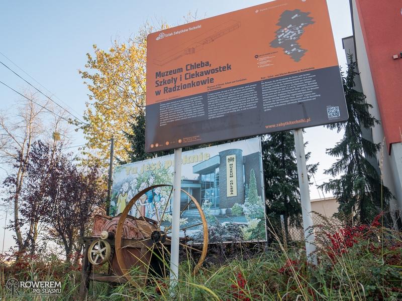 Muzeum Chleba, Szkoły i Ciekawostek w Radzionkowie
