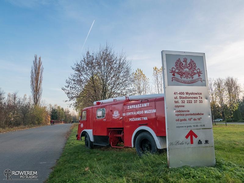Centralne Muzeum Pożarnictwa w Mysłowicach