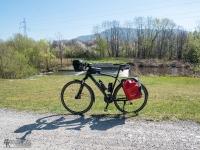 Jest dużo szutrów, więc lepiej wybrać rower crossowy, trekingowy lub górski. Wiślana Trasa Rowerowa nie nadaje się do jazdy rowerem szosowym