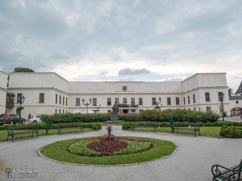 Zamek Frysztat w Karwinie