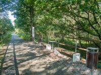 Żelazny Szlak Rowerowy - miejsce odpoczynku