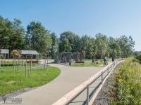 Żelazny Szlak Rowerowy - MOR w Jastrzębiu-Zdroju