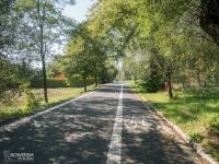 Żelazny Szlak Rowerowy - odcinek w Zebrzydowicach