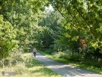 Żelazny Szlak Rowerowy - Siroczy Las na granicy Polski z Czechami