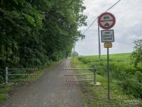 Droga rowerowa w Piotrowicach koło Karwiny