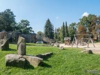 Park Bożeny Nemcovej w Karwinie