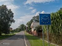 Żelazny Szlak Rowerowy - granica czesko-polska