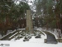 Cmentarz Ofiar II Wojny Światowej w Olsztynie