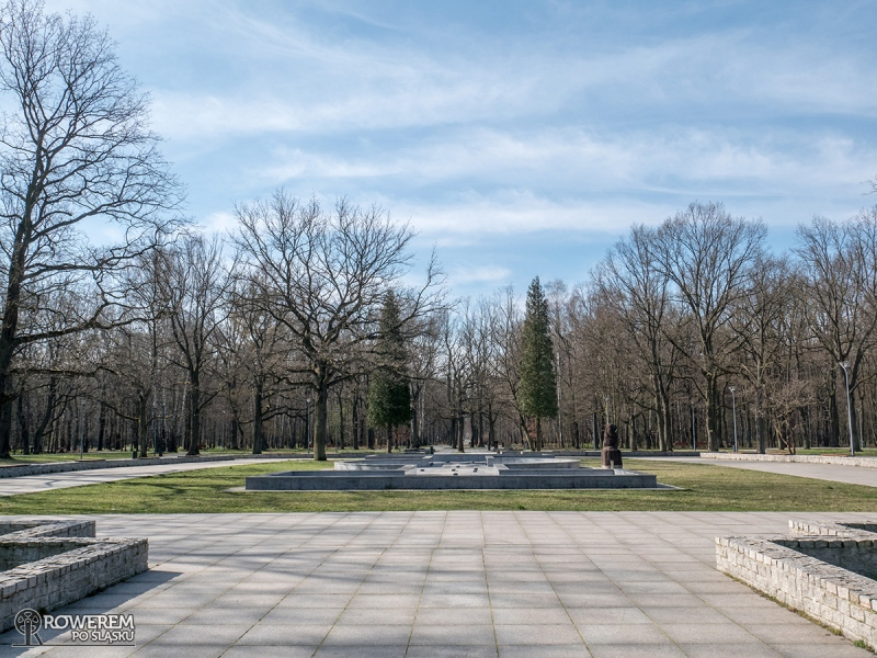 Park Zielona w Dąbrowie Górniczej
