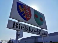 Bielsko-Biała wita!