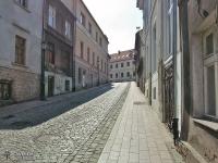 Wąskie uliczki Starego Miasta
