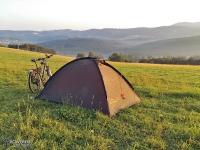 Moja miejscówka na namiot