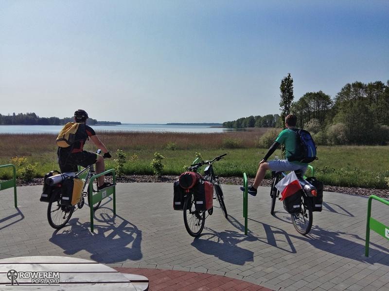 Green Velo - Jezioro Mamry