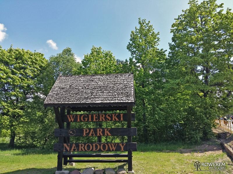 Green Velo - Wigierski Park Narodowy
